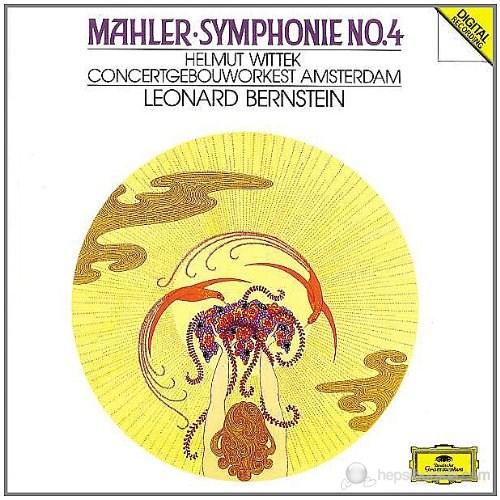 Leonard Bernstein - Mahler: Symphony No:4