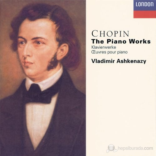 Vladimir Ashkenazy - Chopin: The Piano Works (Boxed Set)