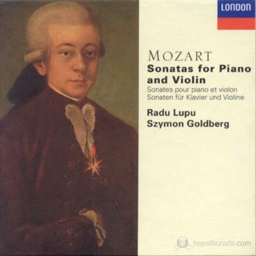 Radu Lupu And Szymon Goldberg - Mozart:Sonatas For Piano And Violin