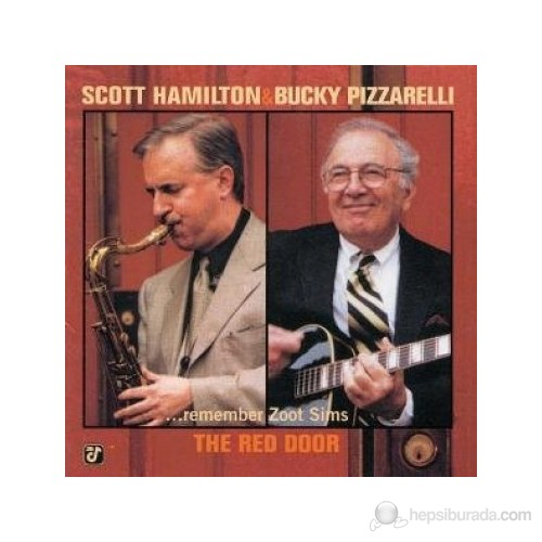 Scott Hamilton And Bucky Pizzarelli - The Red Door ...Remember Zoot Sims
