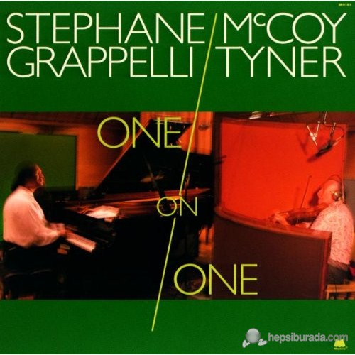 Stéphane Grappelli - One On One