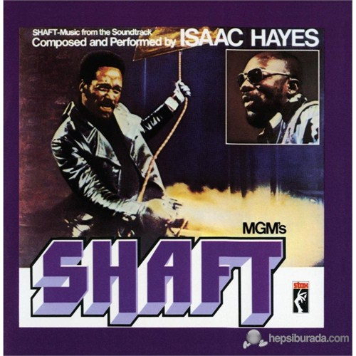 Soundtrack By Isaac Hayes - Shaft