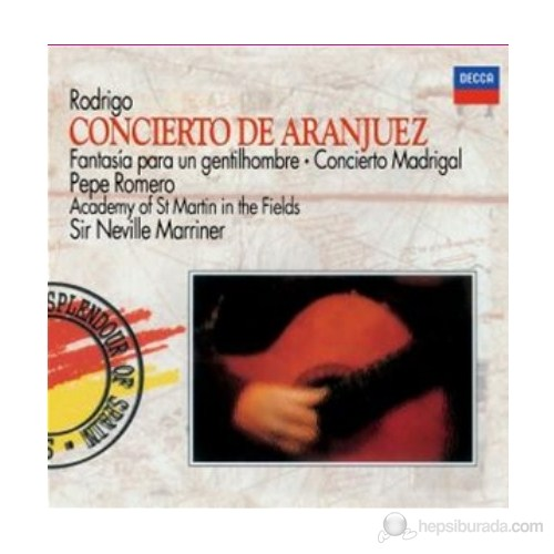 Pepe Romero - Rodrigo: Concerto De Aranjuez