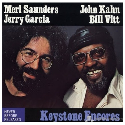 Jerry Garcia And Merl Saunders - Keystone Encores