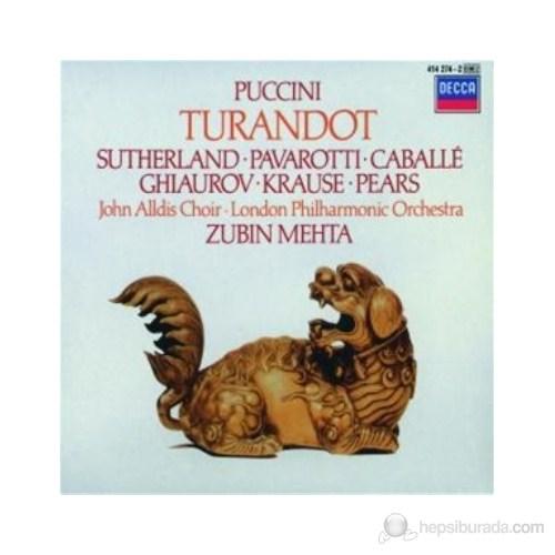 Zubin Mehta - Puccini: Turandot (2Cd)
