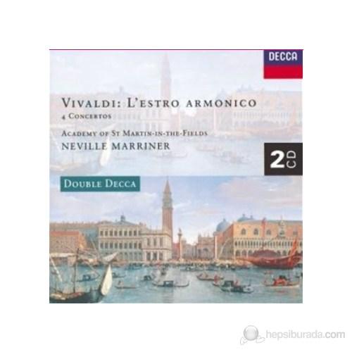 Neville Marriner - Vivaldi: L'estro Armonico (2Cd)