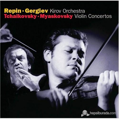 Vadim Repin - Tchaikovsky And Myaskovsky