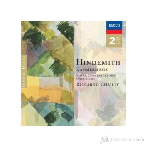 Riccardo Chailly - Hindemith: Kammermusik (2 Cd)