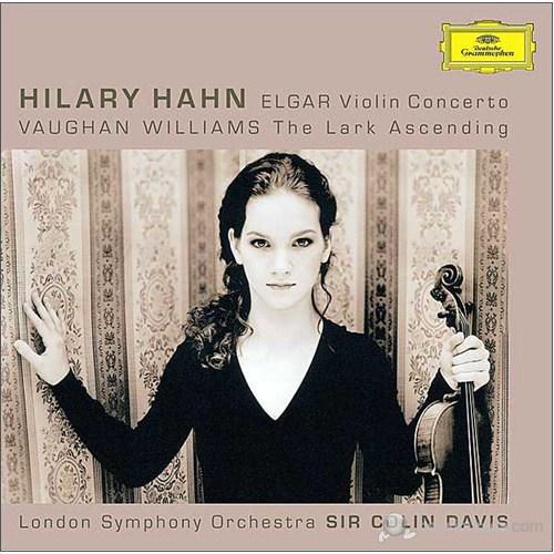 Hilary Hahn - Elgar: Violin Concerto Williams: The Lark Ascending