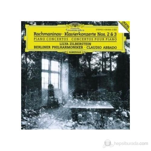 Lilya Zilberstein - Rachmaninov: Piano Concertos Nos:2 And 3