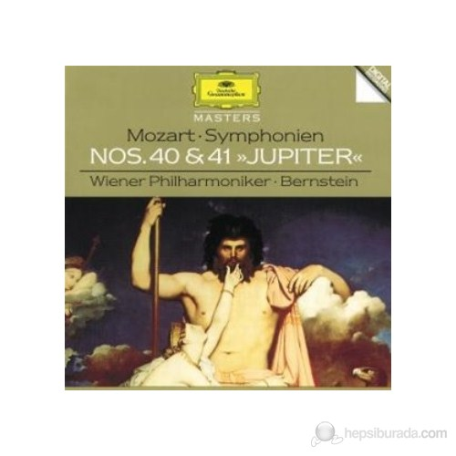 Leonard Bernstein - Mozart: Symphonies Nos:40 And 41