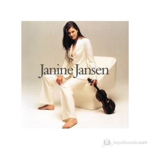 Janine Jansen – Violin Favourites