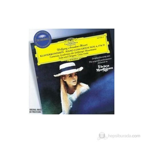 Geza Anda - Mozart: Piano Concertos Nos:6,17 And 21