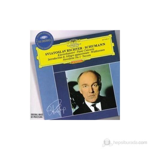 Sviatoslav Richter - Schumann: Piano Concerto