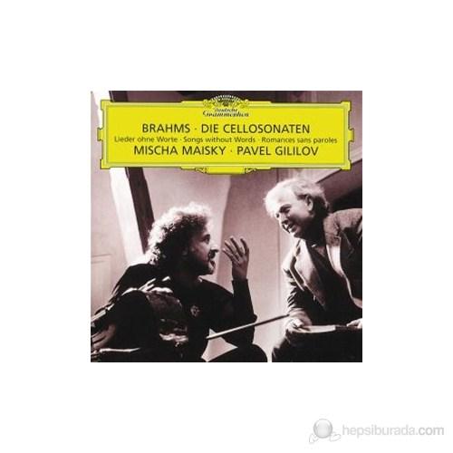 Mischa Maisky - Brahms: Cello Sonatas