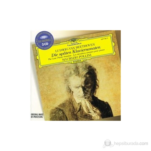 Maurizio Pollini - Beethoven: The Late Piano Sonatas