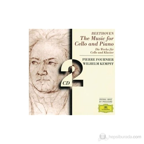 Pierre Fournier And Wilhelm Kempff - Beethoven:The Works For Cello And Piano
