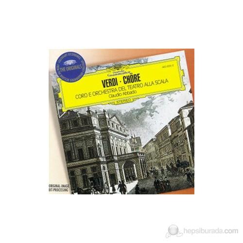 Claudio Abbado - Verdi: Chöre