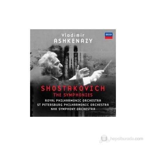 Vladimir Ashkenazy - Shostakovich: The Symphonies