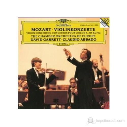 David Garrett - Mozart: Violin Concertos