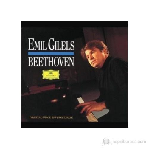 Emil Gilels - Beethoven: Piano Sonatas (9 Cd)
