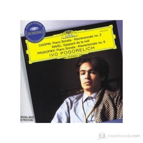 Ivo Pogorelich - Chopin: Piano Sonata Ravel: Gaspard De La Nuit Prokofiev: Piano Sonata