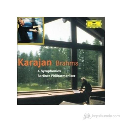 Herbert Von Karajan - Brahms: 4 Symphonien