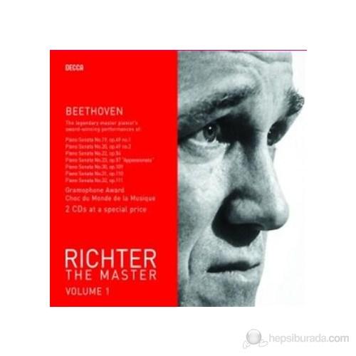 Sviatoslav Richter - Beethoven: Sonatas Vol.1