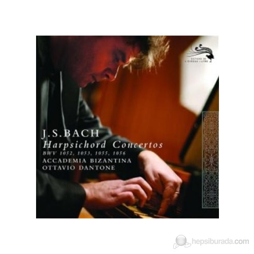 Ottavio Dantone - Bach: Harpsichord Concertos
