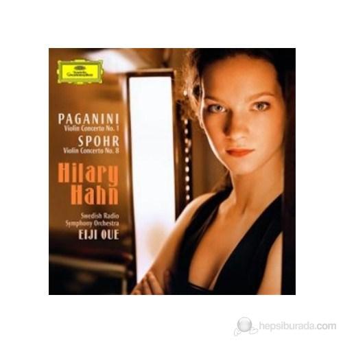 Hilary Hahn - Paganini: Violin Concerto No:1 Spohr: Violin Concerto No:8