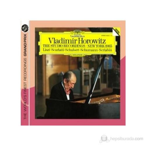 Vladimir Horowitz - The Studio Recordings / New York 1985