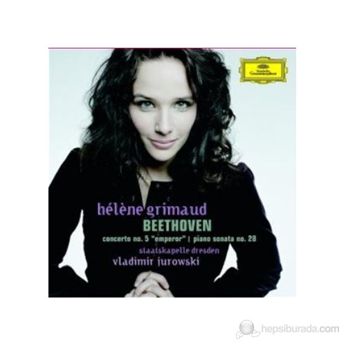 Helene Grimaud - Beethoven: Piano Concerto No:5