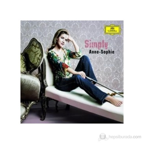 Anne-Sophie Mutter - Simply