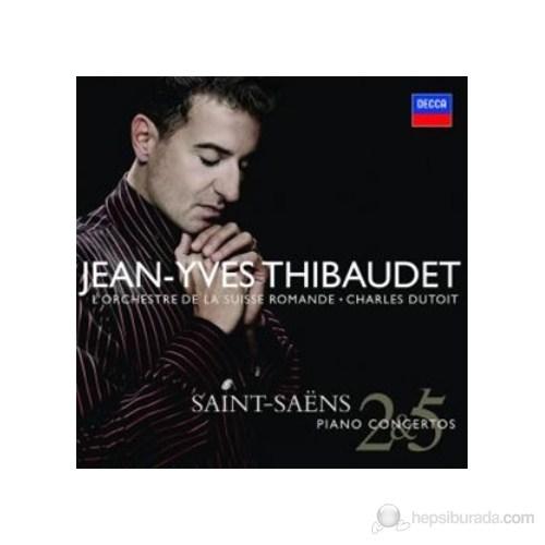 Jean-Yves Thibaudet - Saint-Saens: Piano Concertos Nos:2 And 5