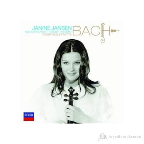 Janine Jansen - Inventions And Partita