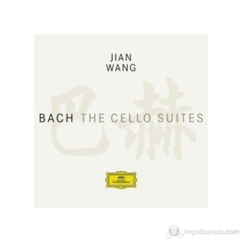 Jian Wang - Bach: Cello Suites