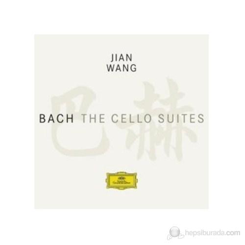 Jian Wang - Bach: Cello Suites