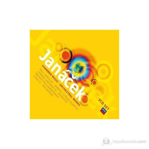 Janacek: Chamber Music, Orchestral Works