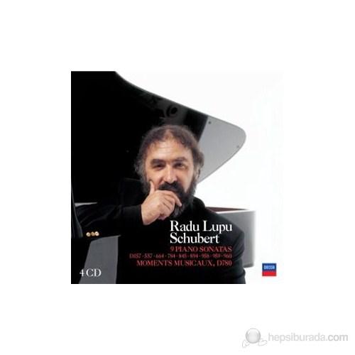 Radu Lupu - Schubert: 9 Piano Sonatas
