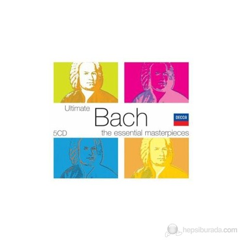 Various Artist - Ultimate Bach