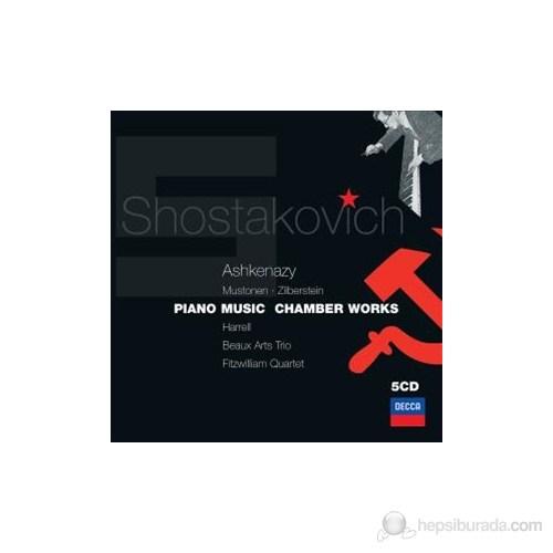Vladimir Ashkenazy - Shostakovich: Piano Music Chamber Works