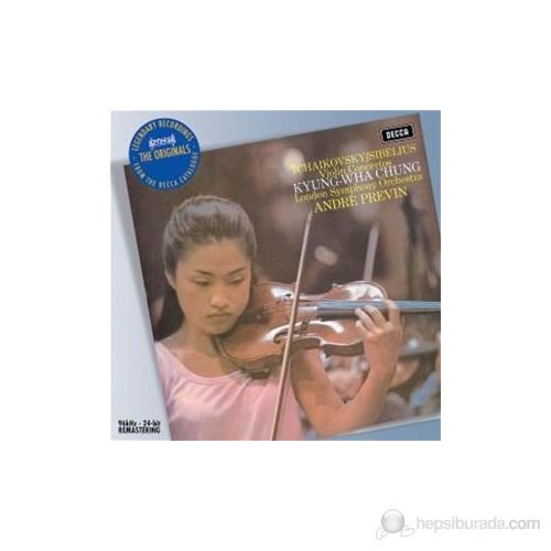 Kyung Wha Chung - Tchaikovsky / Sibelius