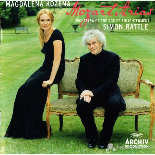 Magdalena Kozena - Mozart : Arias