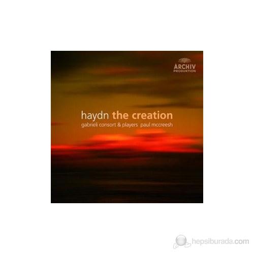 Paul Mccreesh – Haydn : The Creation