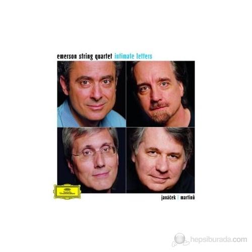 Emerson String Quartet - Intimate Letters Janacek, Martinu