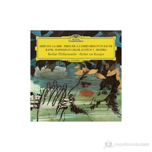 Herbert Von Karajan - Debussy: La Mer: Prelude