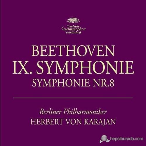 Herbert Von Karajan - Beethoven: Symphonies Nos:8 And 9 [Deluxe Edition]