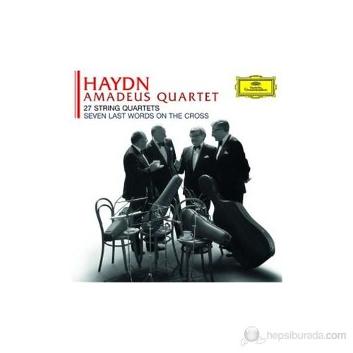 Amadeus Quartet - Haydn, J.: 27 String Quartets
