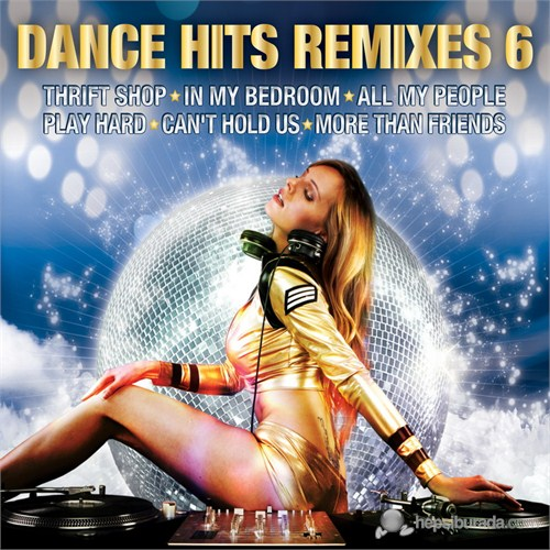 Dance Hits Remixes-6