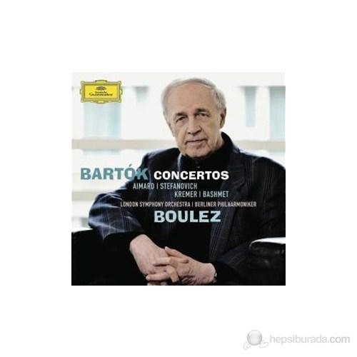 Pierre Boulez - Bartok: Concertos